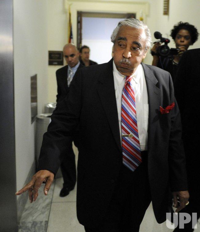 House Ethics Committee investigates Rep. Rangel in Washington