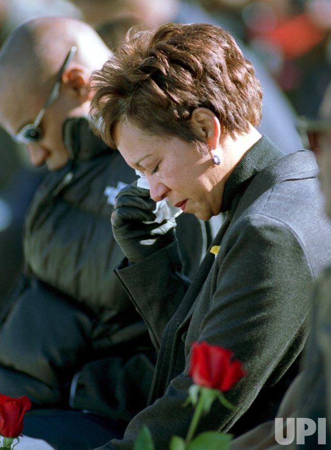 Payton memorial service
