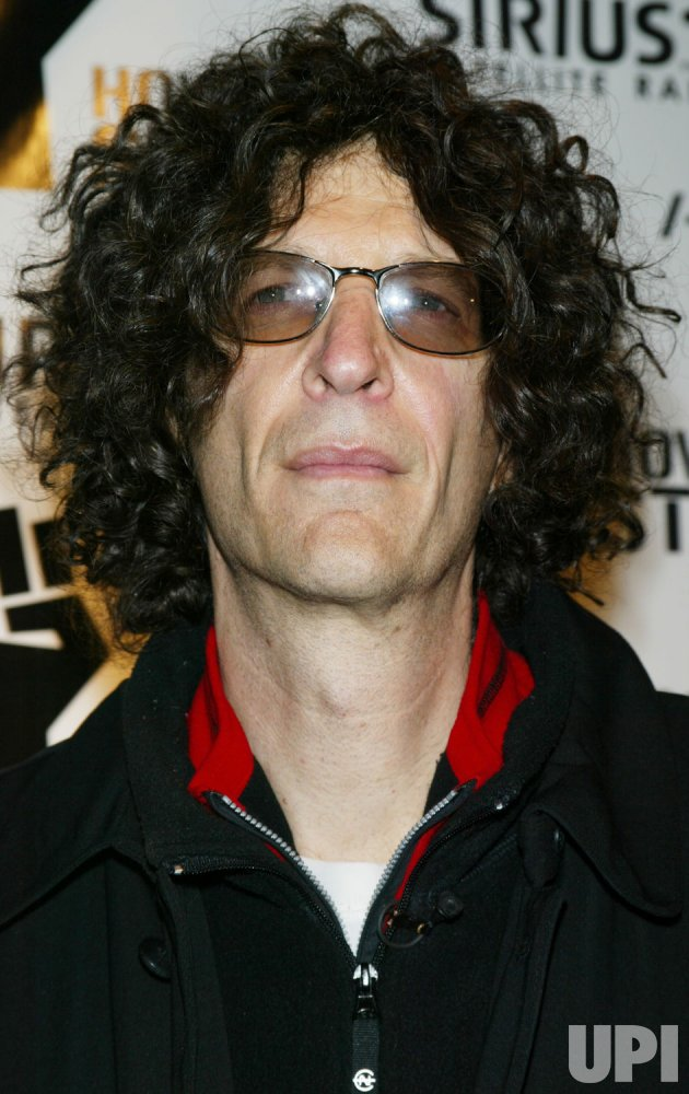 HOWARD STERN LAUNCH PARTY