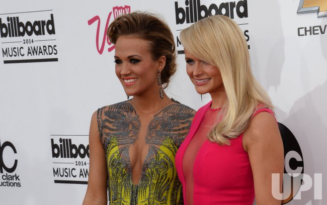 2014 Billboard Music Awards held in Las Vegas, Nevada