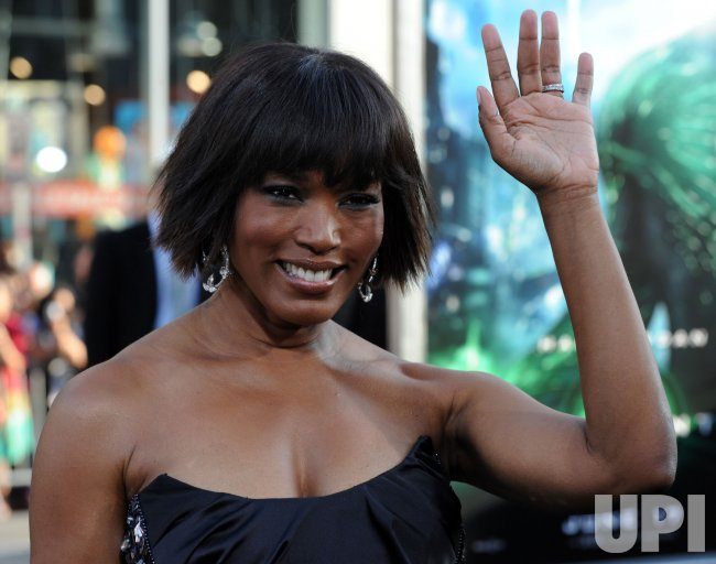 "Angela Bassett attends the ""Green Lantern"" premiere in Los Angeles"