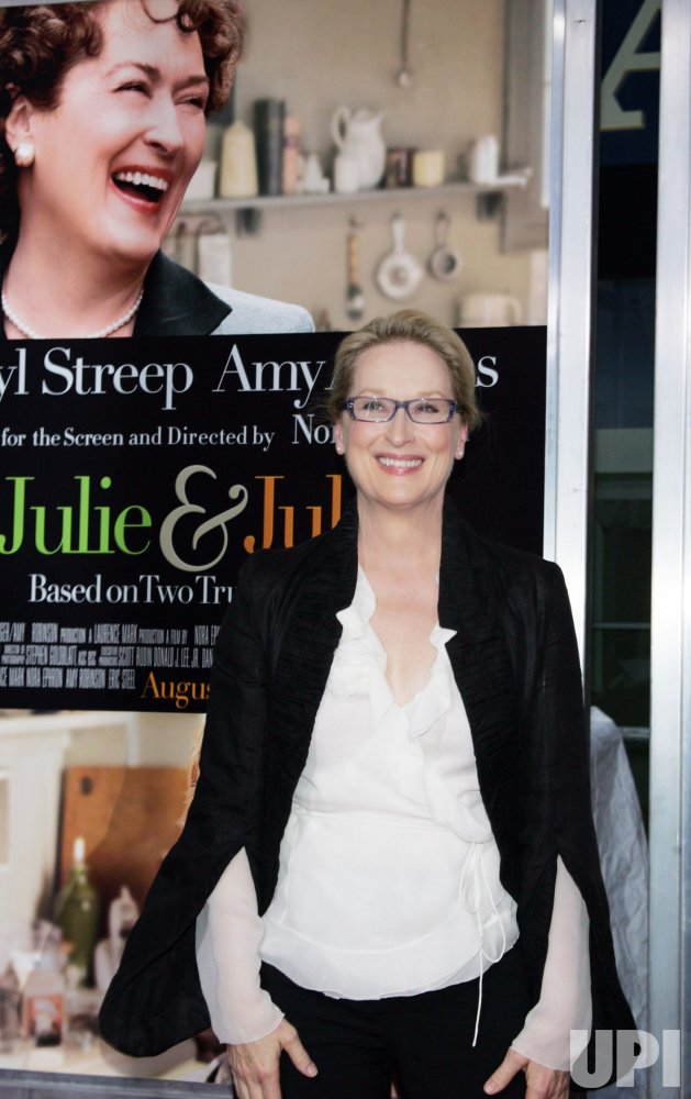 """Julie & Julia"" Premiere in New York"