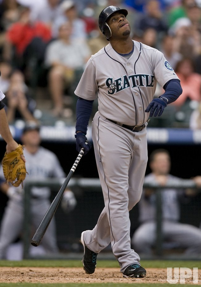Seattle Mariners vs Colorado Rockies in Denver