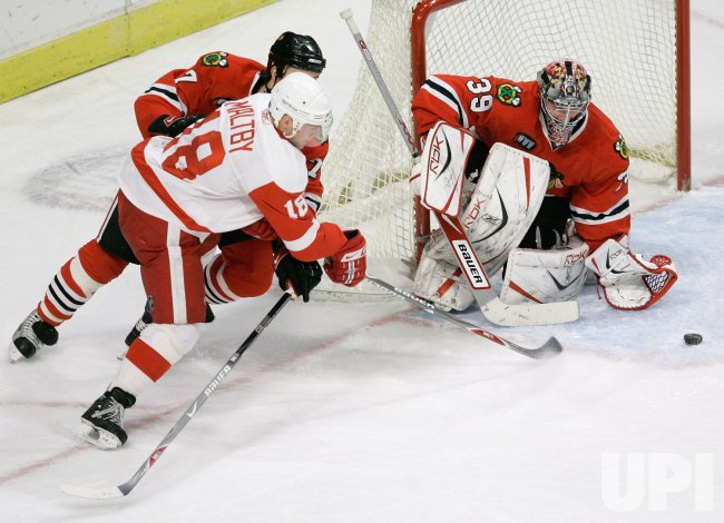 NHL Detroit Red Wings vs Chicago Blackhawks