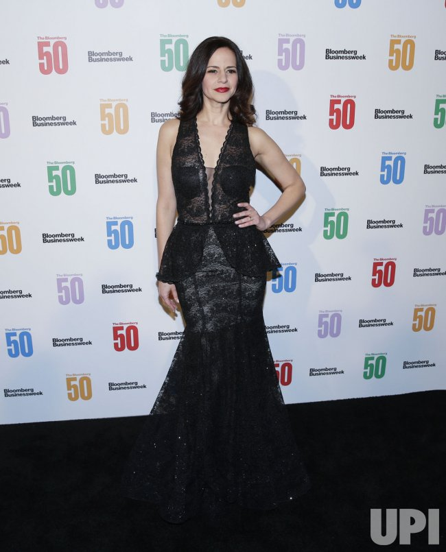 Mandy Gonzalez at 'The Bloomberg 50