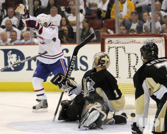 Canadiens Win NHL Eastern Conference Semi Finals in Pittsburgh