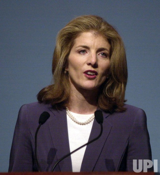 CAROLINE KENNEDY CHEERS MET MUSEUM SALUTE TO HER MOTHER JACKIE