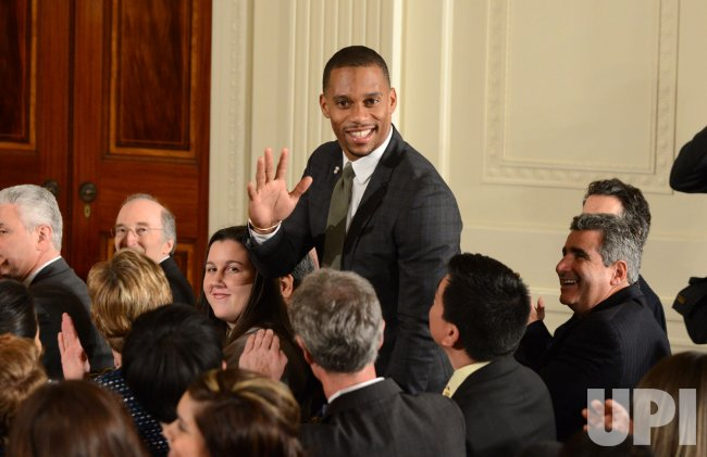 Obama Hosts Science Fair at the White House