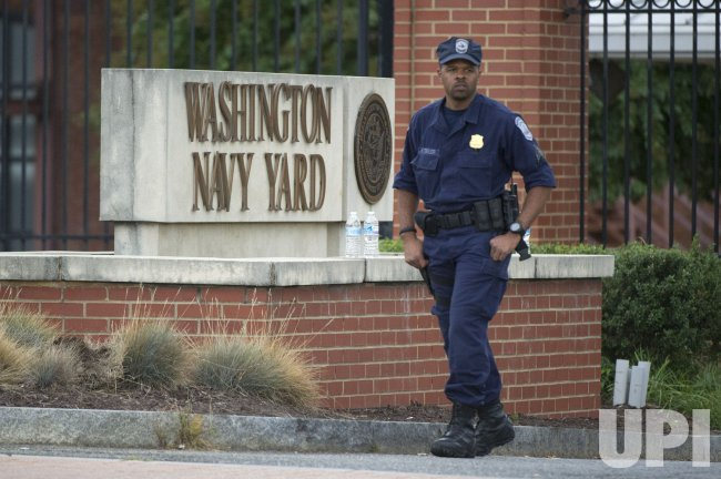Naval Yard Shooting in Washington, D.C.