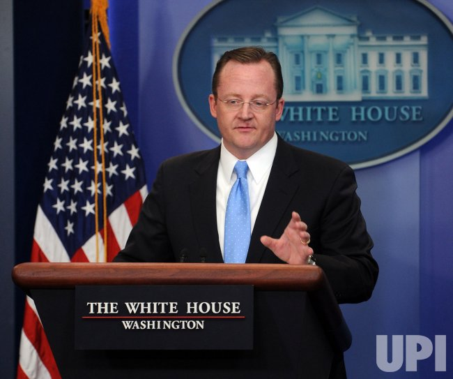 Press Sec. Gibbs discusses Egypt during briefing at White House