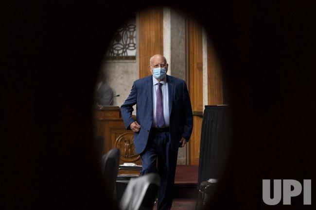 CDC Director Redfield Testifies at Senate Hearing in DC
