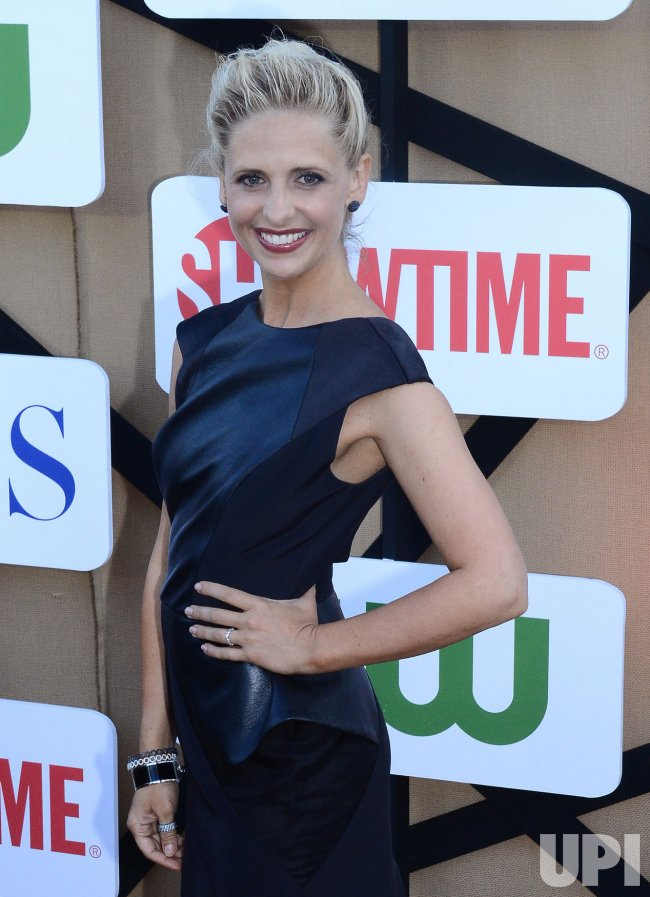 Cast members attend CBS and Showtime summer TCA party in Beverly Hills, California