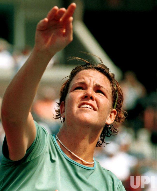 US Open - Lindsay Davenport