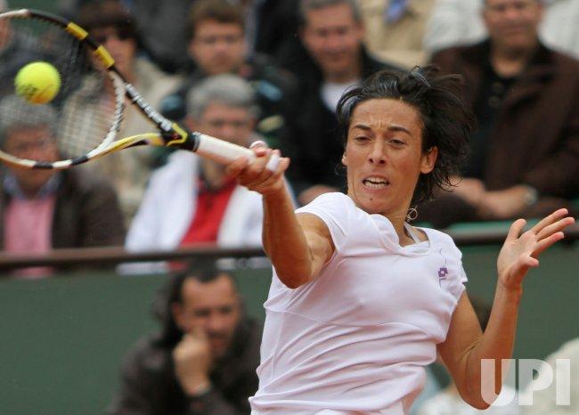 French Open tennis in Paris