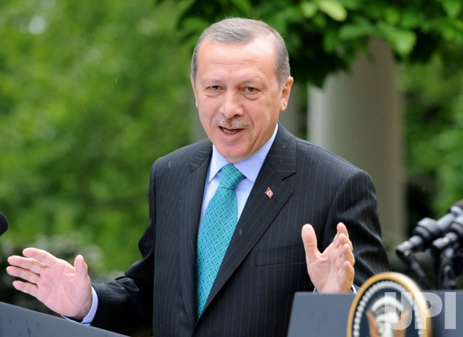 Turkish PM Erdogan and U.S. President Obama Have Joint Press Conference