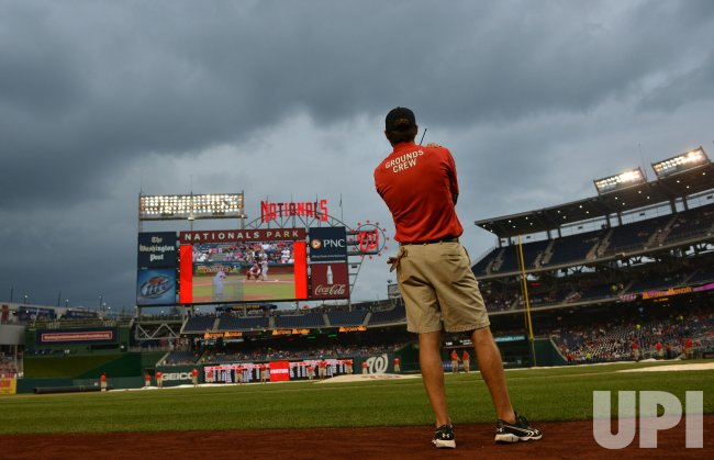 Atlanta Braves at Washington Nationals