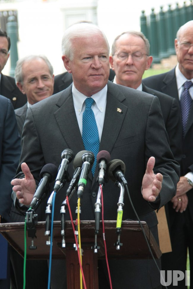 Senate Republicans introduce Gas Price Reduction Act on Capitol Hill