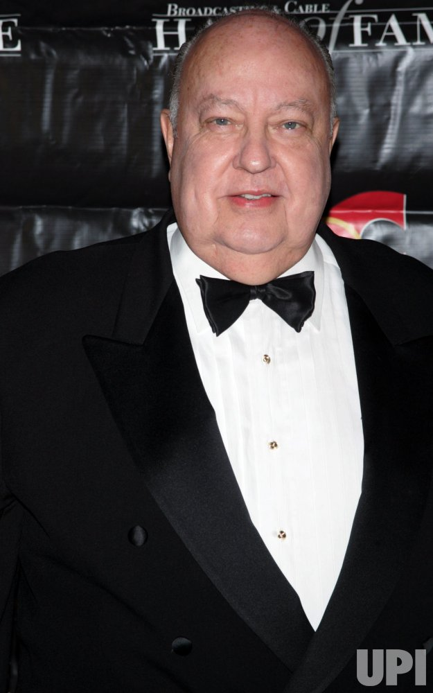 Broadcasting & Cable Hall of Fame Awards Dinner in New York