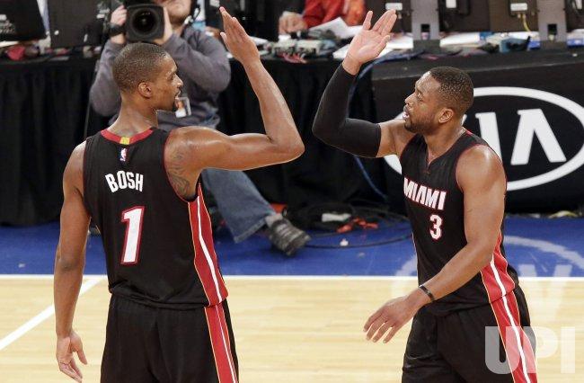 New York Knicks vs Miami Heat