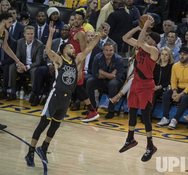 Blazers Game 3: Golden State Warriors Beat Portland Trail Blazers In Game