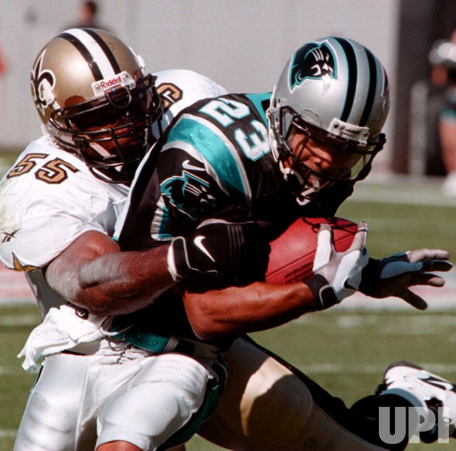 Carolina Panthers vs. New Orleans Saints football