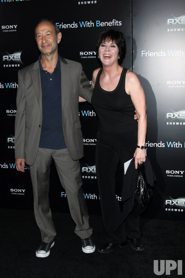 """Joyce DeWitt arrives for the """"Friends With Benefits"""" Premiere in New York"""