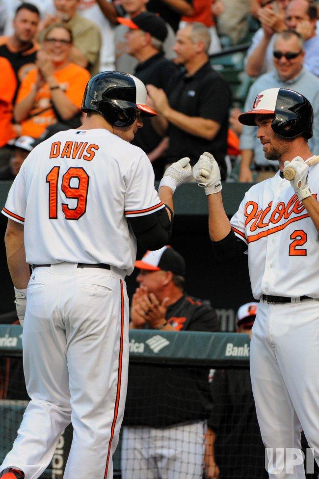Houston Astros at Baltimore Orioles