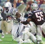 Colts at Patriots