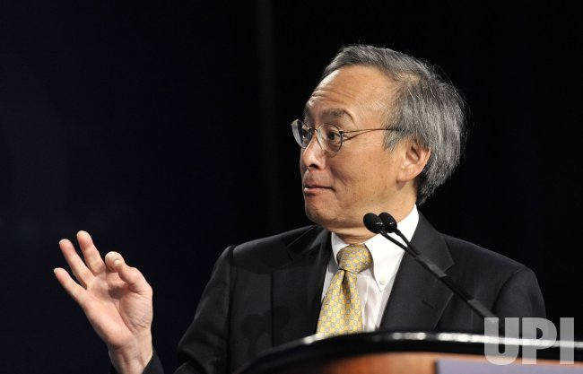 Chu speaks at CGI America in Chicago