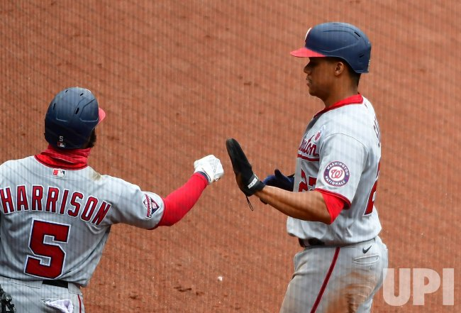 Nationals defeat Orioles 6-5 at Camden Yards