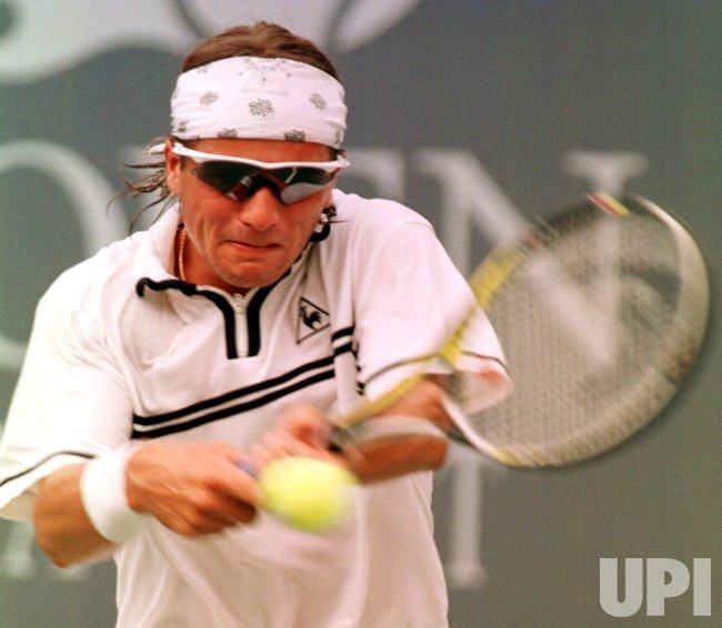 U.S. OPEN 1999 - Andre Agassi vs Arnaud Clement