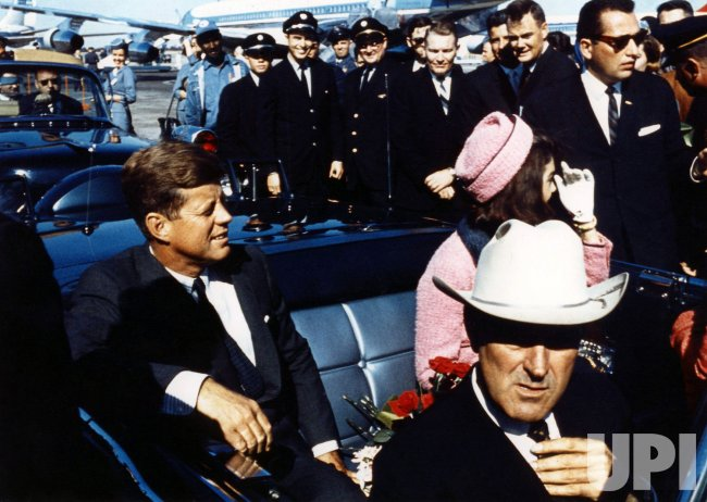 50th anniversary of the John F. Kennedy assassination