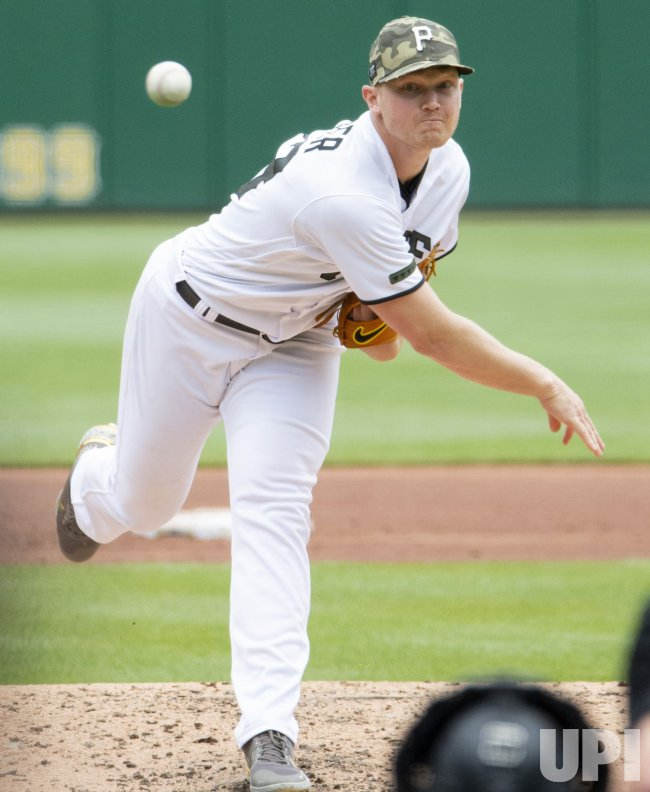 Pittsburgh Pirates Mitch Keller Starts Against Giants