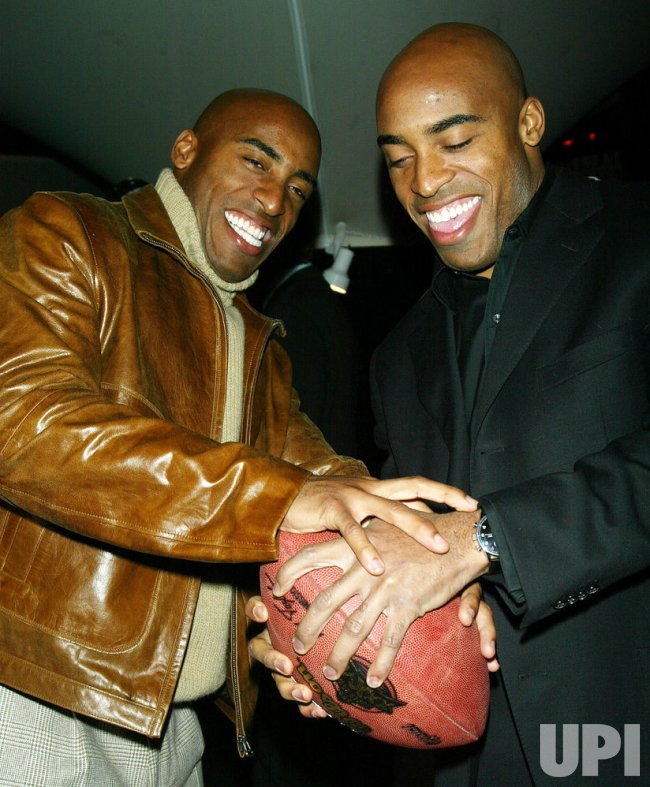 Tiki and Ronde Barber Superbowl Party
