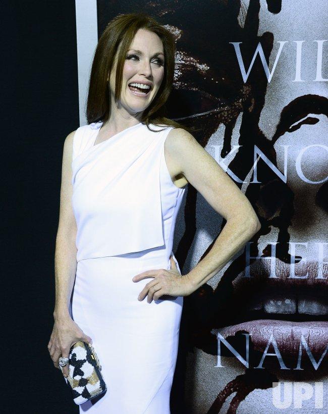 """""""Carrie"""" premiere held in Los Angeles"""