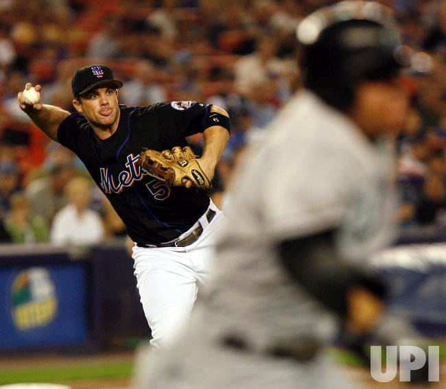 NEW YORK METS VS FLORIDA MARLINS