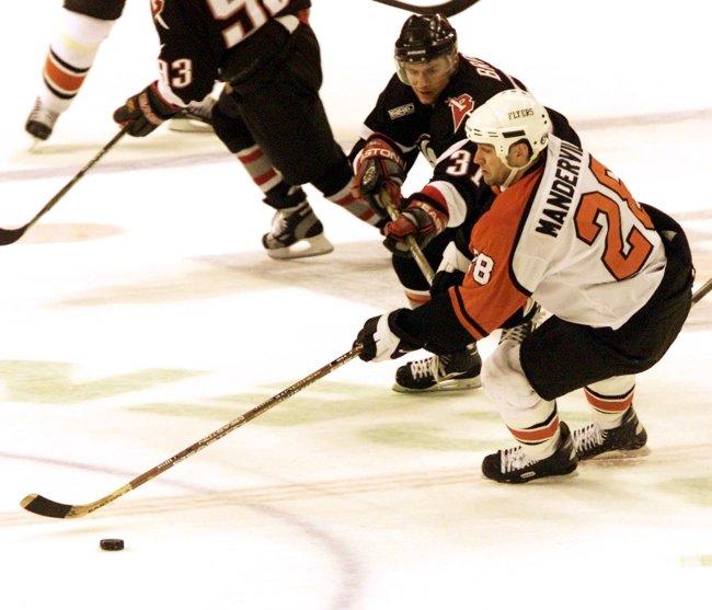 Flyers vs Sabres