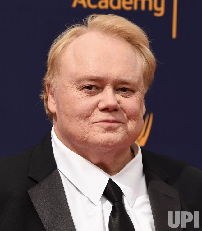 Louie Anderson attends the Creative Arts Emmy Awards in Los Angeles