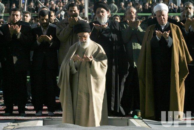 EID AL-FETR IN IRAN
