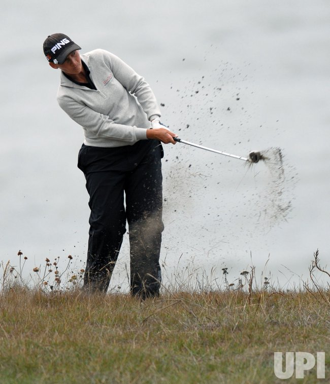 Samsung World Championship second round in Half Moon Bay, California