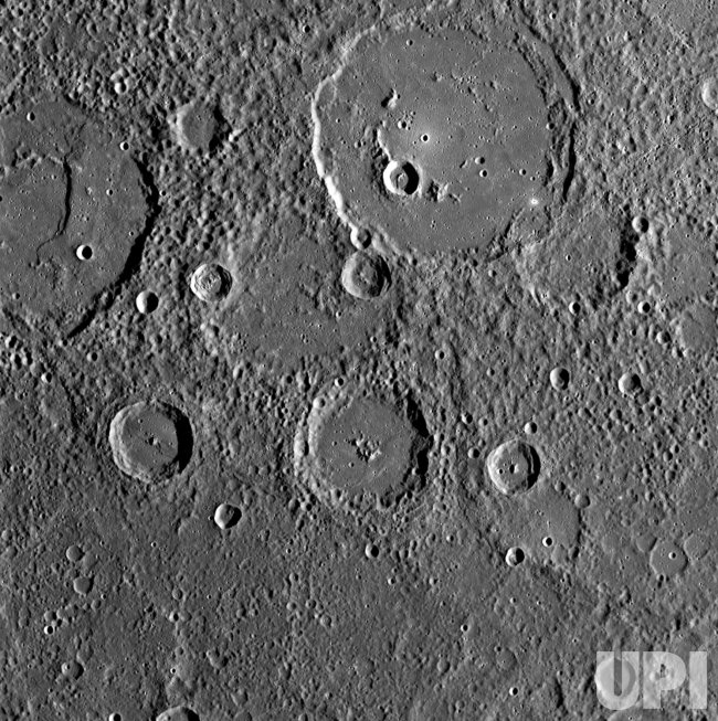 NASA spacecraft MESSENGER captures new images of Mercury