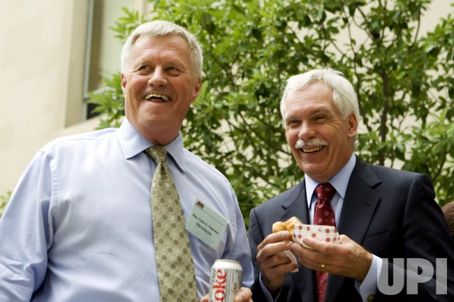American Meat Institutes' Annual Hot Dog Day Lunch on Capitol Hill
