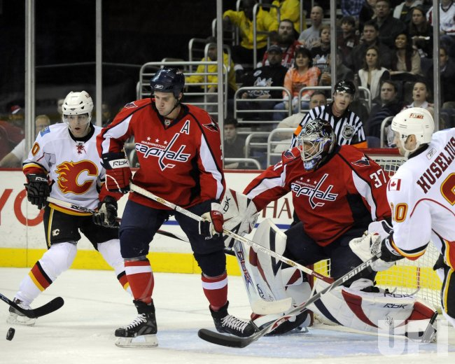 Calgary Flames vs Washington Capitals