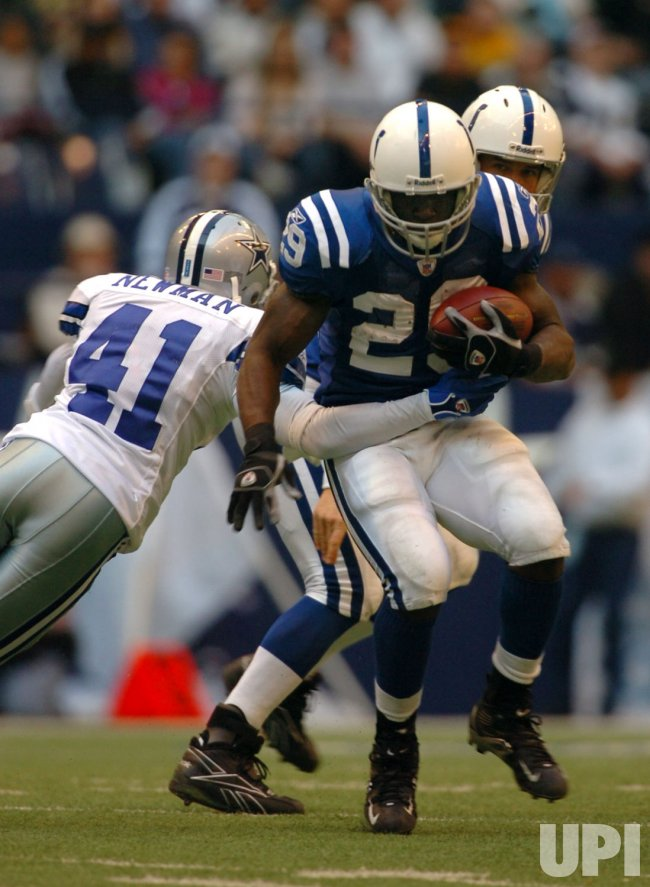 DALLAS COWBOYS VS INDIANAPOLIS COLTS
