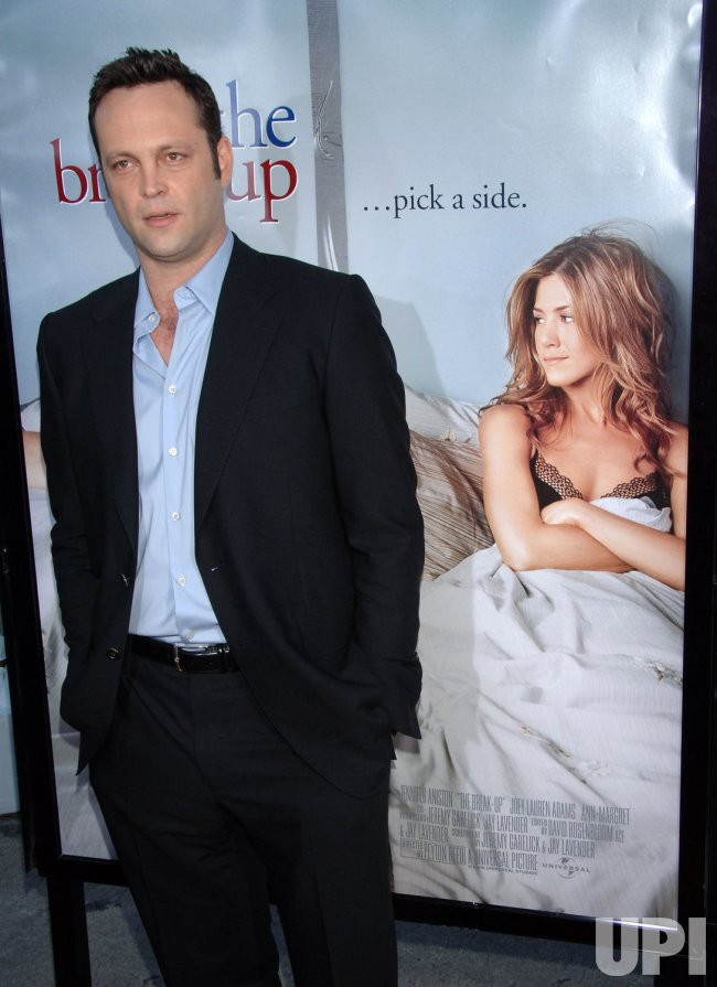 """THE BREAK-UP"" PREMIERE"