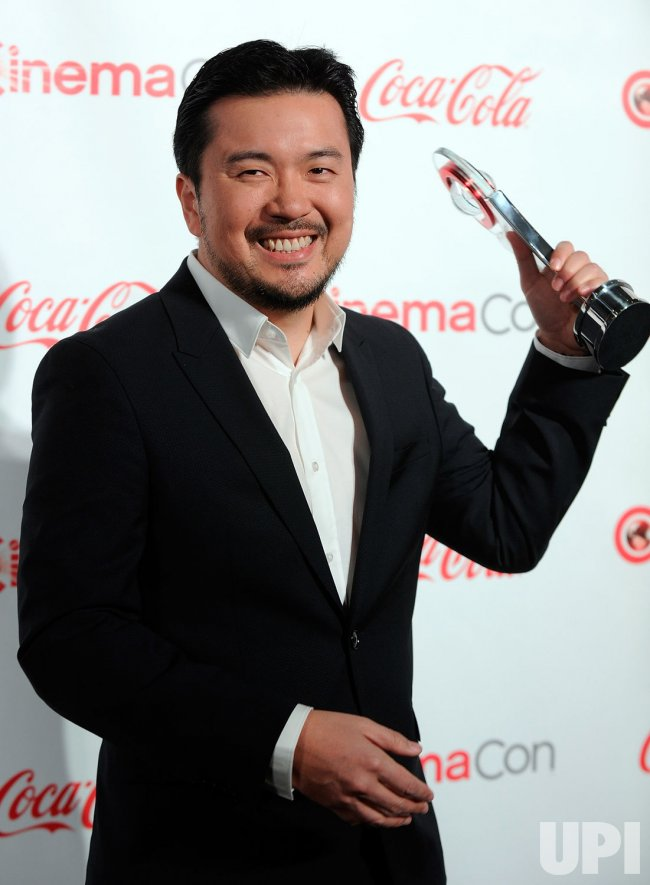 Justin Lin arrives at the 2013 CinemaCon Awards Ceremony in Las Vegas