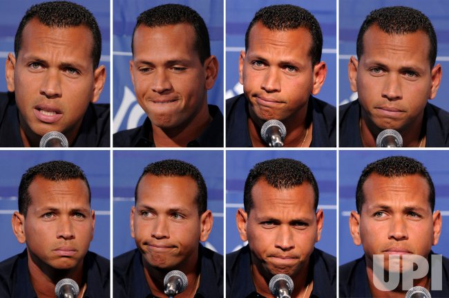 New York Yankees Alex Rodriguez speaks on his use of banned performance enhancing drugs