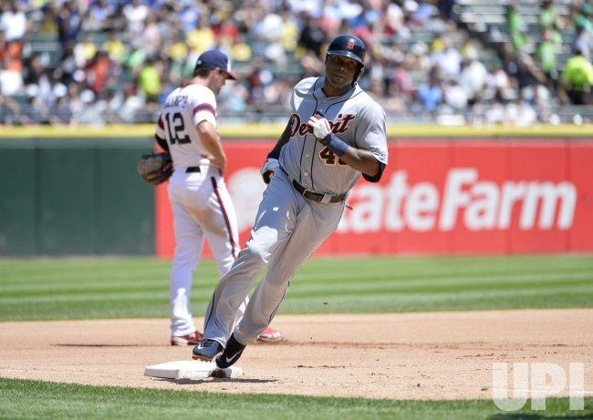 MLB Detroit Tigers vs. Chicago White Sox