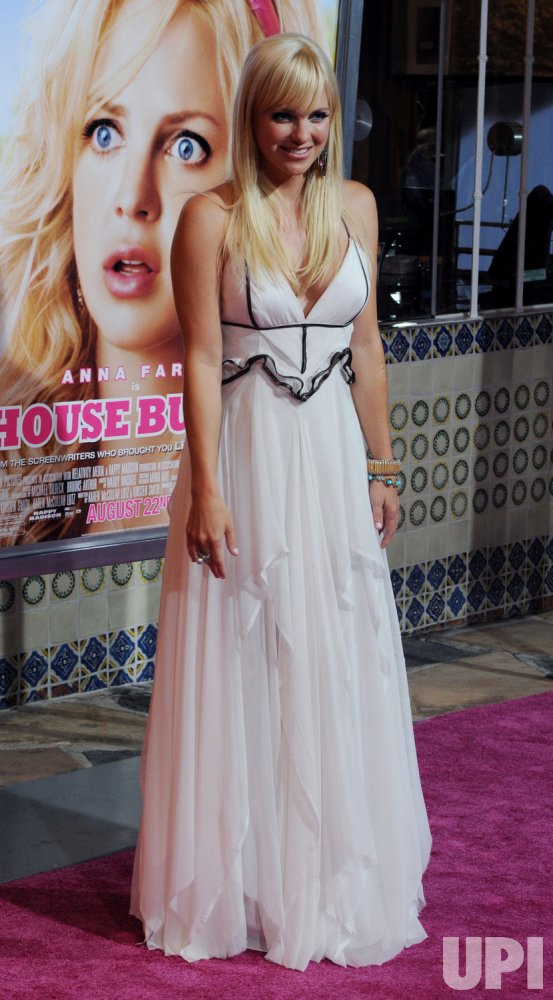 """The House Bunny"" premieres in Los Angeles"