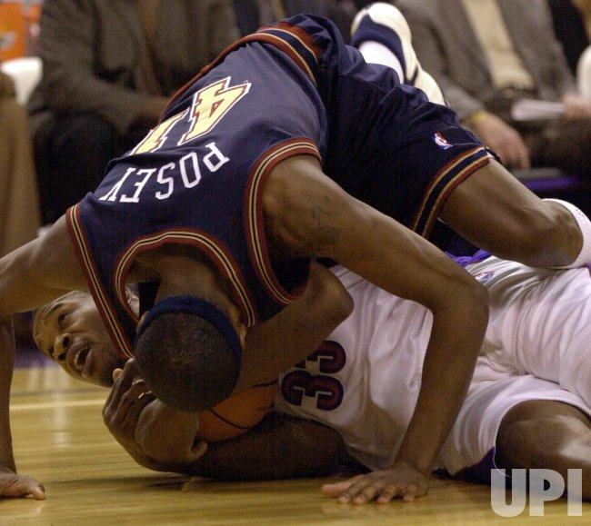 Toronto Raptors vs Denver Nuggets NBA game